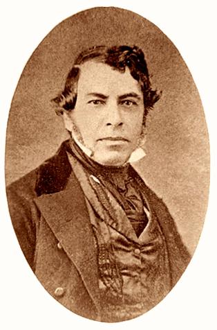 Ygnacio del Valle, 1808-1880.